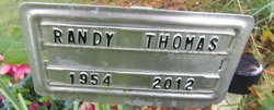 Randy William Thomas