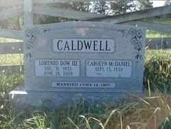 Lorenzo Dow Caldwell