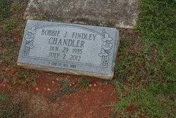 Bobbie Jean <i>Findley</i> Chandler