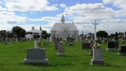 Saint-Polycarpe Parish Cemetery
