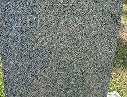Wilbur Franklin Booth