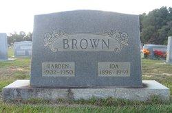 Barden Brown