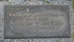 Raymond Slick Langford