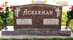 Ross John Ackerman