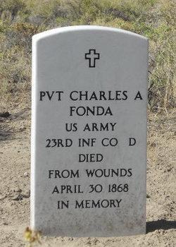 Charles A. Fonda