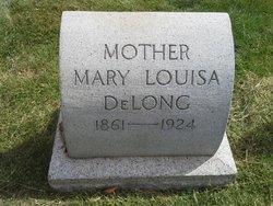 Mary Louisa <i>Taylor</i> DeLong