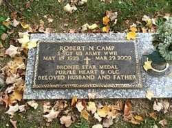 Robert N. Bob Camp, Sr