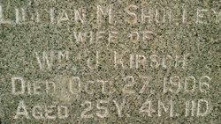 Lillian M. Lillie <i>Shulley</i> Kirsch