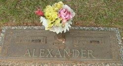 Julia Viola <i>Gladden</i> Alexander