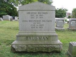 Abraham Bausman
