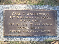 Carl O Andy Andrewson