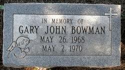 Gary John Bowman