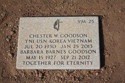 Barbara <i>Barnes</i> Goodson