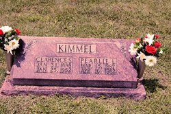 Mrs Pearlie Elva <i>Lindsey</i> Kimmel