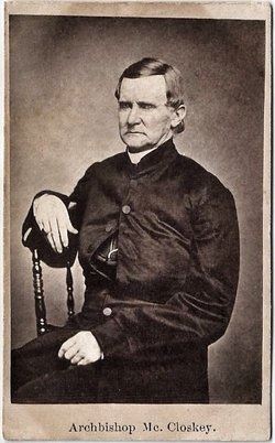 Cardinal John McCloskey