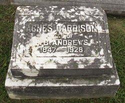 Agnes <i>Harrison</i> Andrews