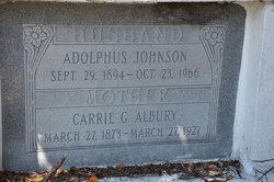 Adolphus Johnson