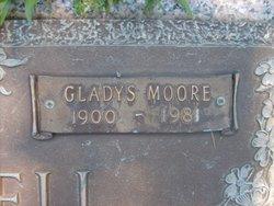 Gladys <i>Moore</i> Campbell