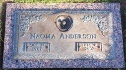 Naoma Anderson