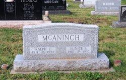 Eunice Ellen <i>Cooprider</i> McAninch