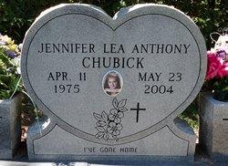 Jennifer Leah <i>Anthony</i> Chubick