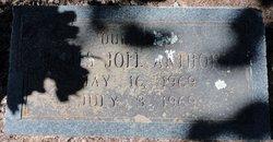 James Joel Anthony