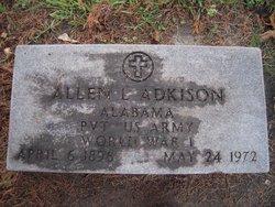 Allen A. Adkison
