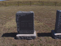 Margret Catherine <i>Dill</i> Anderson
