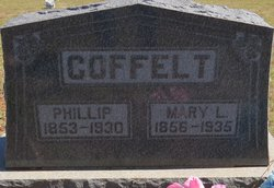 Mary Louise <i>Johnson</i> Coffelt