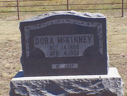 Dora <i>Coffelt</i> McKinney