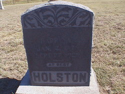 Harry A Holston