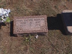 Pearl Rachel Bradley