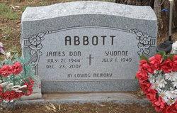 James Don Abbott