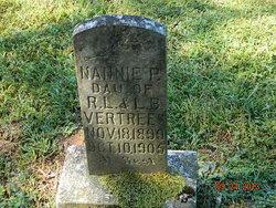 Nannie Pearl <i>Cowherd</i> Vertrees