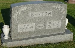 Faye Benton