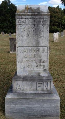 Nathan Josiah Allen