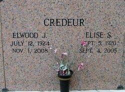 Elwood Joseph Credeur, Sr
