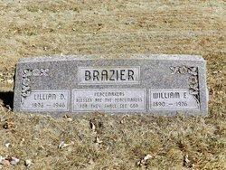 Lillian Deborah <i>Etter</i> Brazier