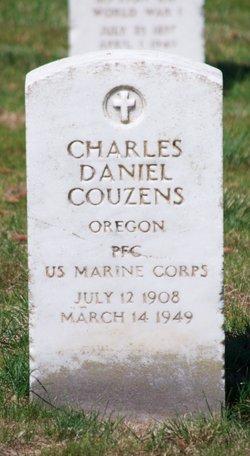 Charles Daniel Couzens