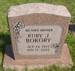 Ruby J. <i>Stahl</i> Bokory