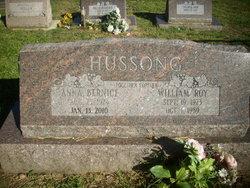 Anna Bernice <i>McKinzie</i> Hussong