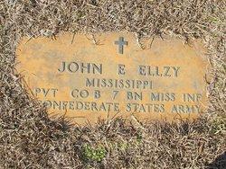 John E. Ellzey