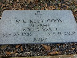 Wilburn Green Rudy Cook
