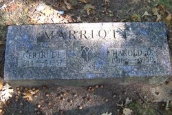 Gertrude <i>Conlon</i> Marriott