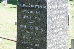 Jane <i>Dickerson</i> Casterline