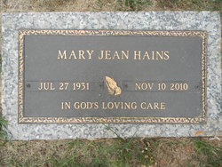 Mary Jean <i>Rutolo</i> Hain