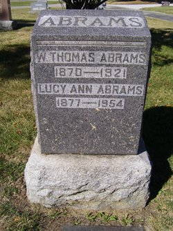 Lucy Ann <i>Collins</i> Abrams