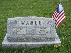 Hazel M. <i>Close</i> Wable