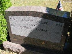 Virginia H. <i>Randall</i> Beard