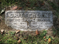 Adaline A. <i>Kirk</i> Crittenden